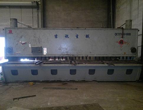 6米剪板机