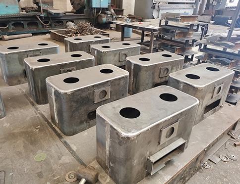 营口铆焊加工